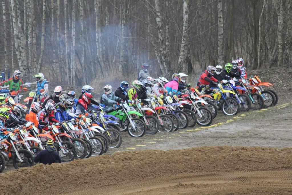Elektroniczny Pomiar Czasu - zawody motocross