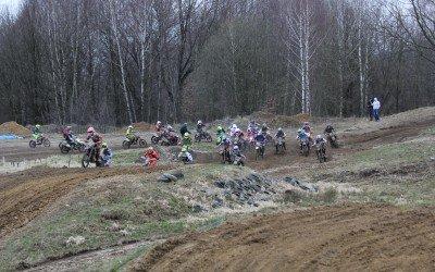 100% odczytu tagów na zawodach motocrossowych w Bogatyni!