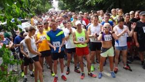 Elektroniczny pomiar czasu RFID na zawodach sportowych - zawody biegowe
